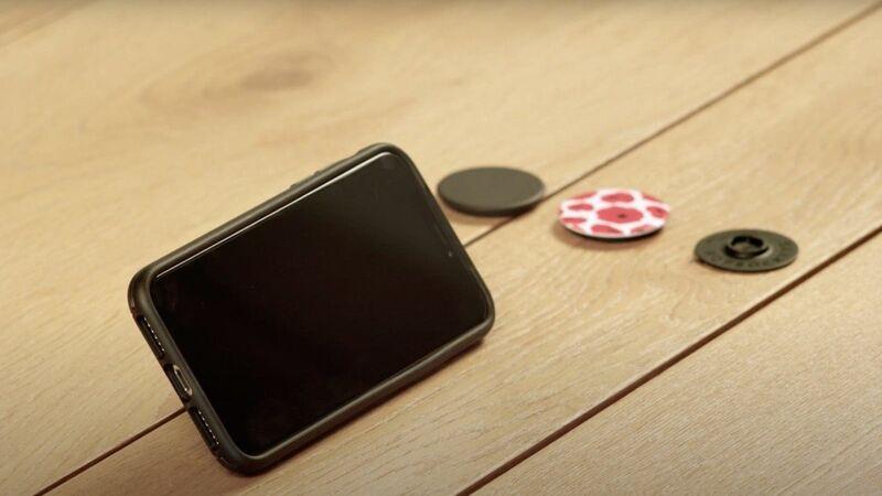 Interchangeable Component Smartphone Cases