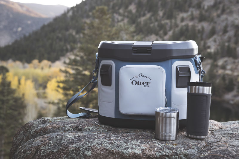 Rugged Adventure Coolers