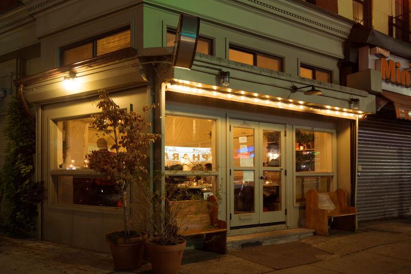 Creative Culinary Restaurants