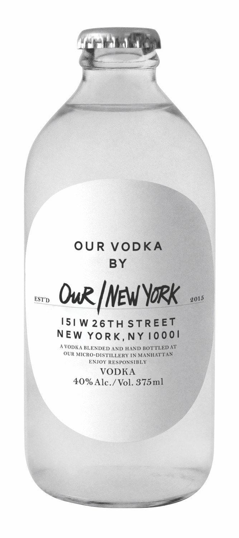 Local Micro-Distillery Vodkas