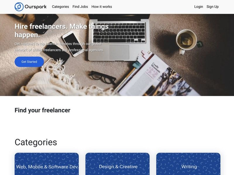 Freelancer-Finding Platforms
