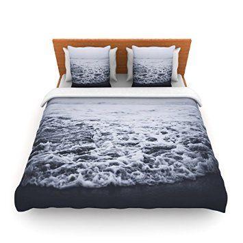 Hyperrealistic Seaside Bedding