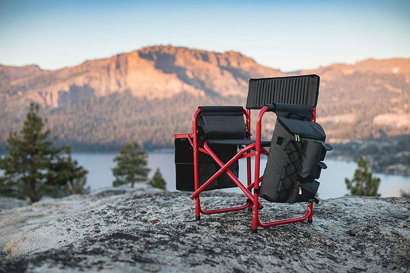 Gear-Storing Adventurer Chairs