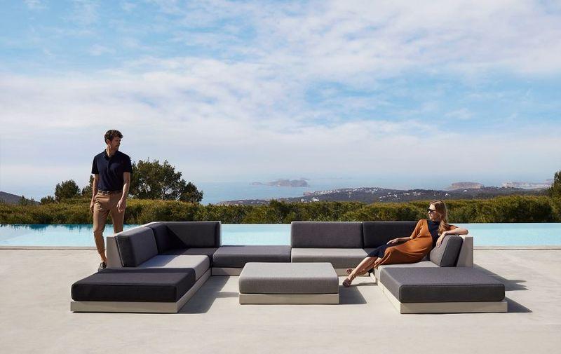 Digitally Inspired Outdoor Furniture