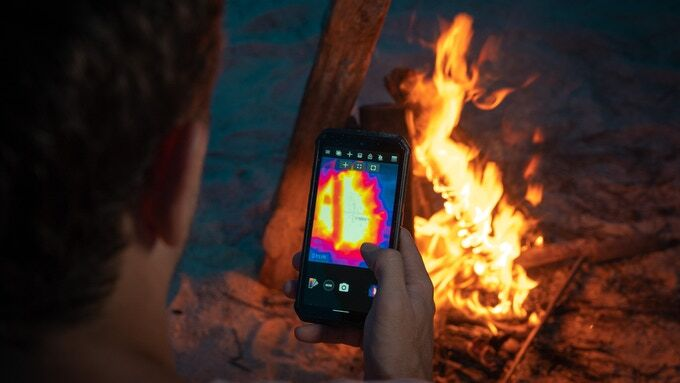Thermal Imaging Smartphones