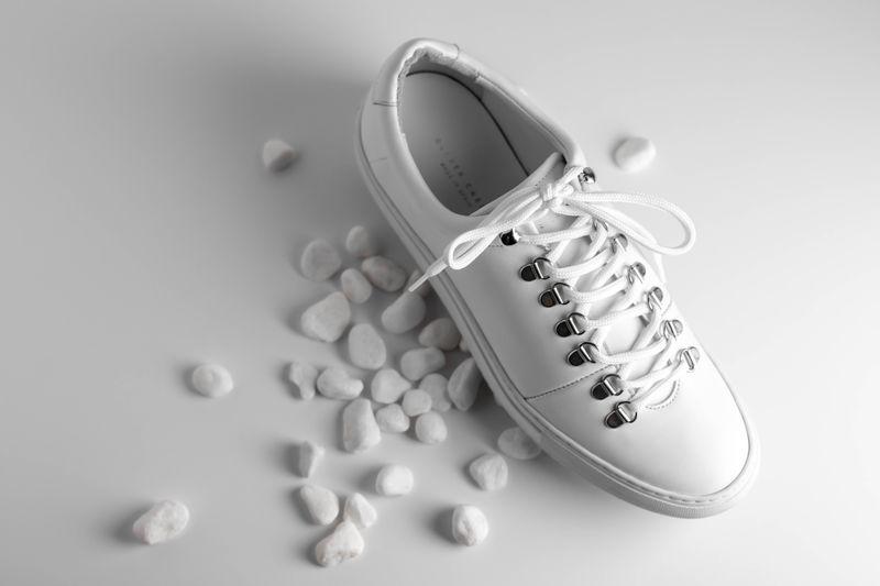Hiking Shoe-Inspired Casual Footwear