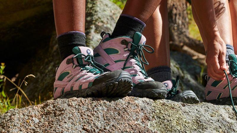 Stylish Female Hiking Boots