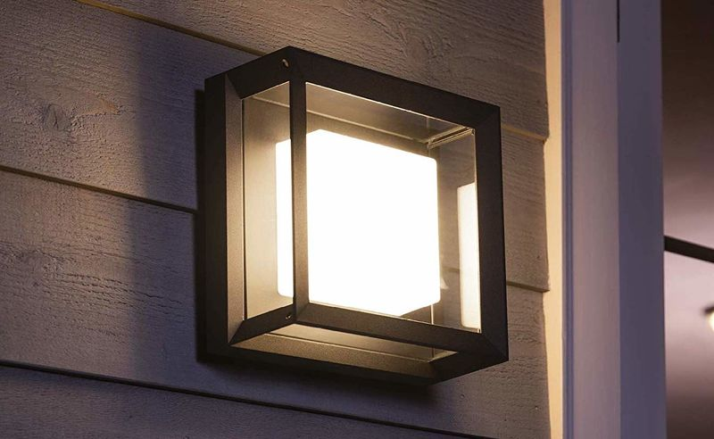 Color-Changing Outdoor Lights