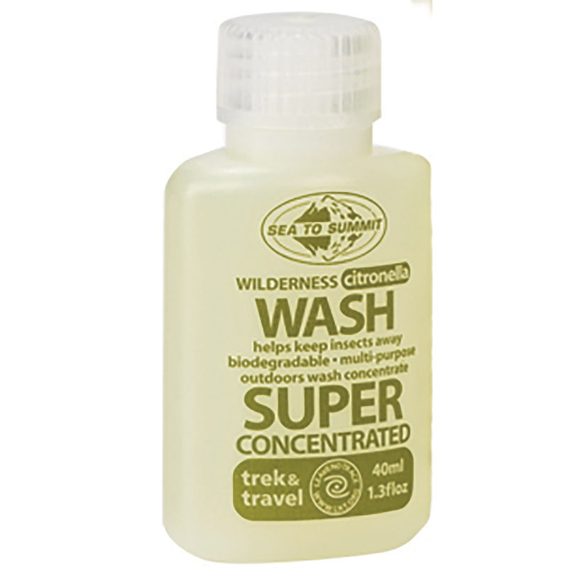 Multipurpose Camping Washes