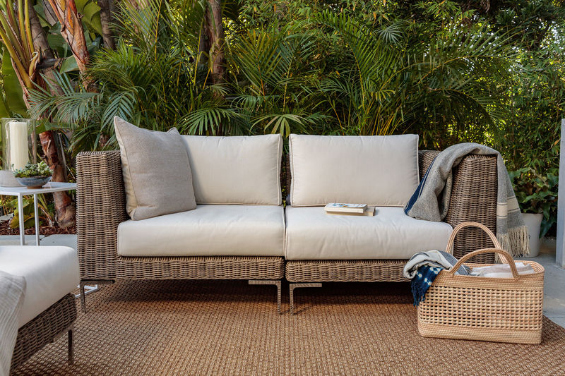 Rugged Style-Conscious Outdoor Furniture