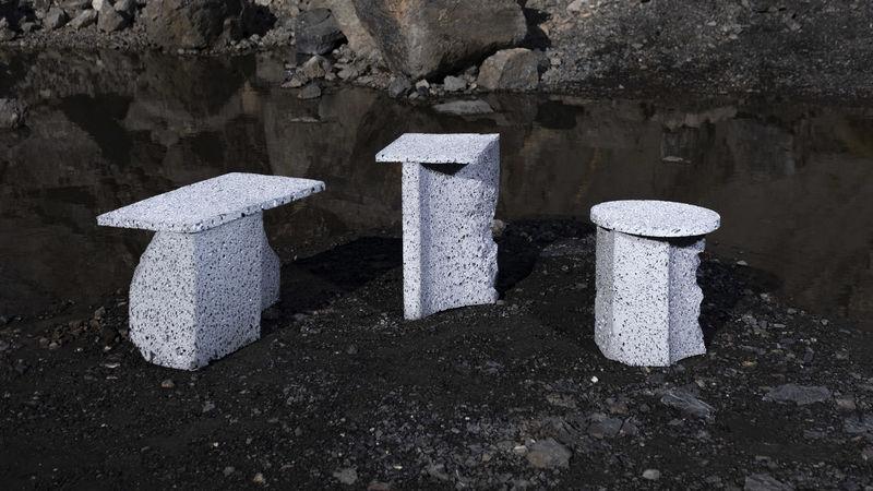 Moon Rock Furniture