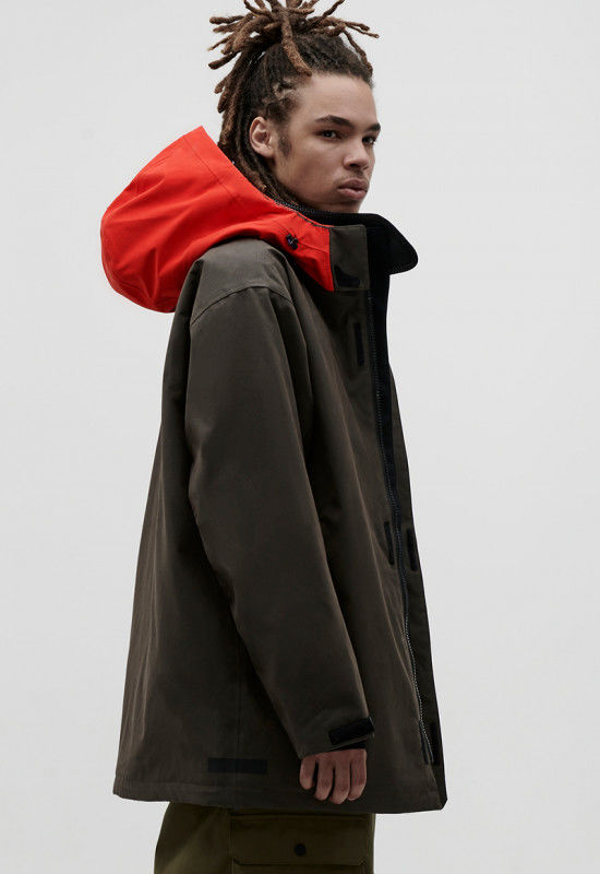 Contemporary Elegant Outerwear Lines