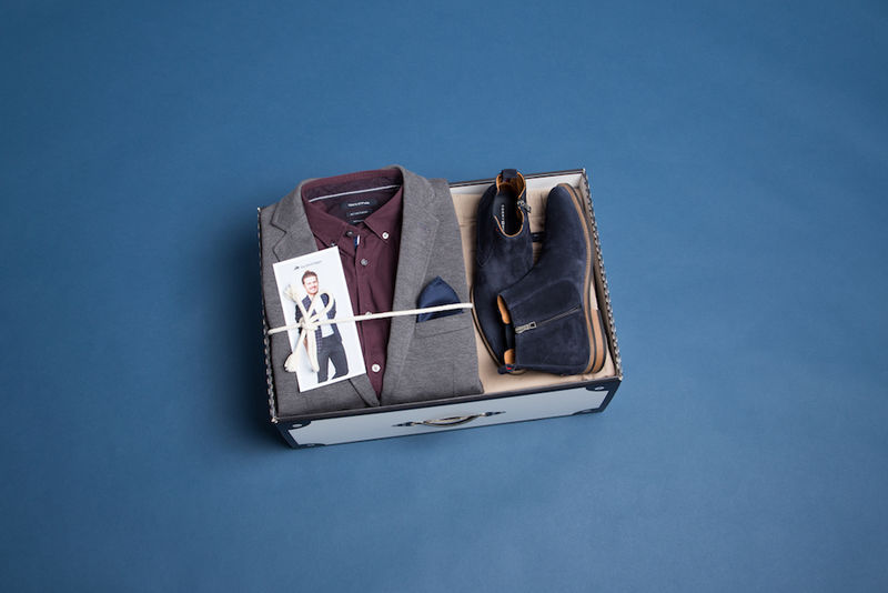 Bespoke Menswear Subscriptions