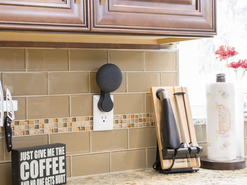 Voice Assistant Speaker Mounts