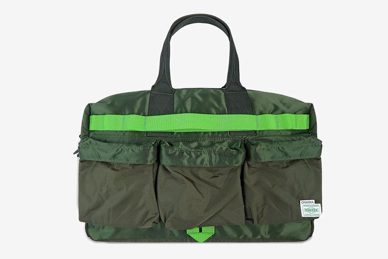 Militaristic Ripstop Bags