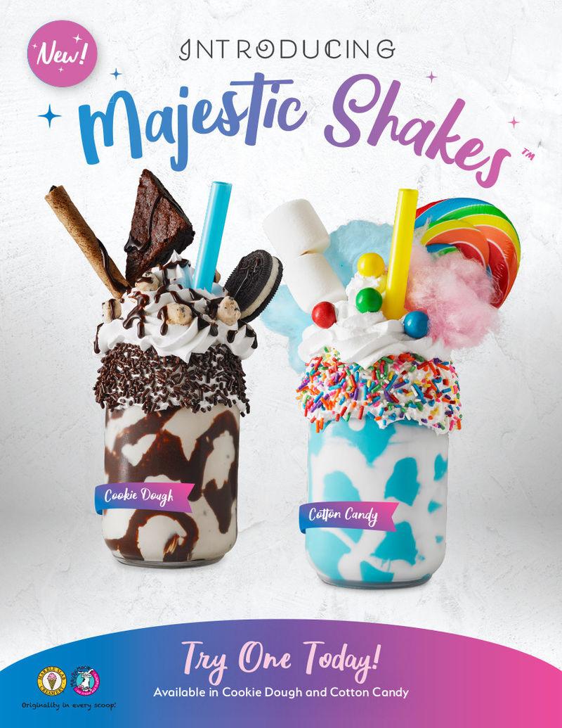 Extravagant Dessert Milkshakes