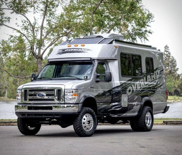 Impressively Customized Camper Trucks
