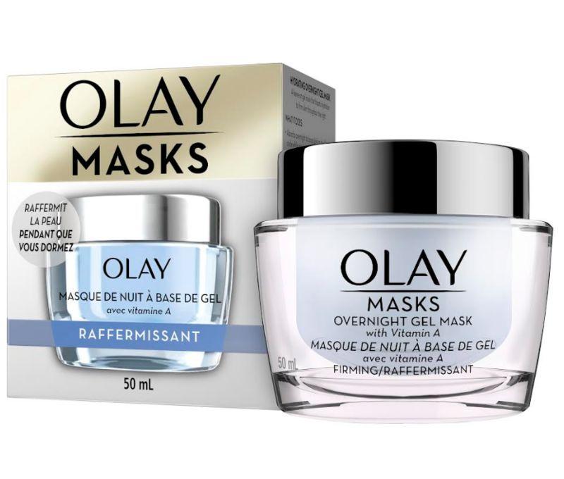 Convenient Overnight Gel Masks