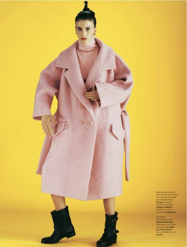 Eccentric Oversized Editorials