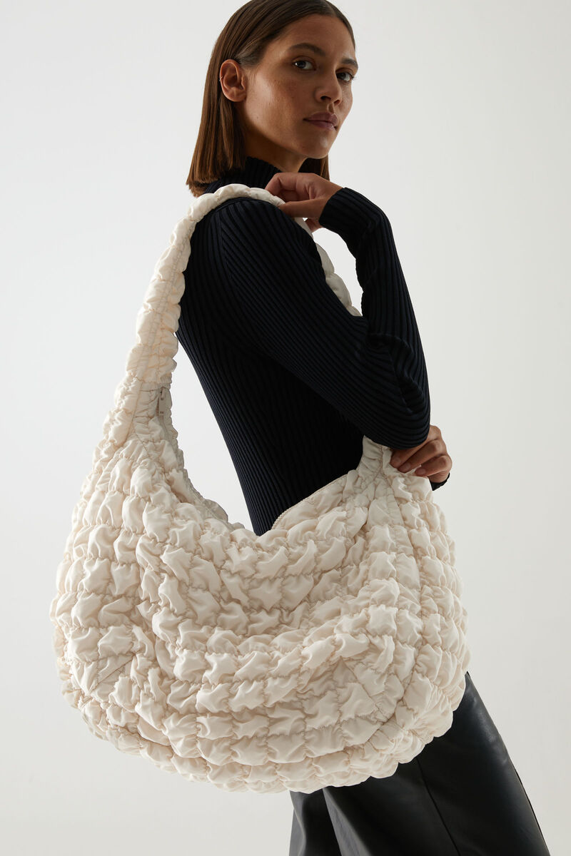 Recycled Quilted Totes