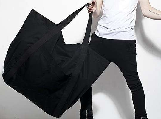 Super-Sized Tote Bags