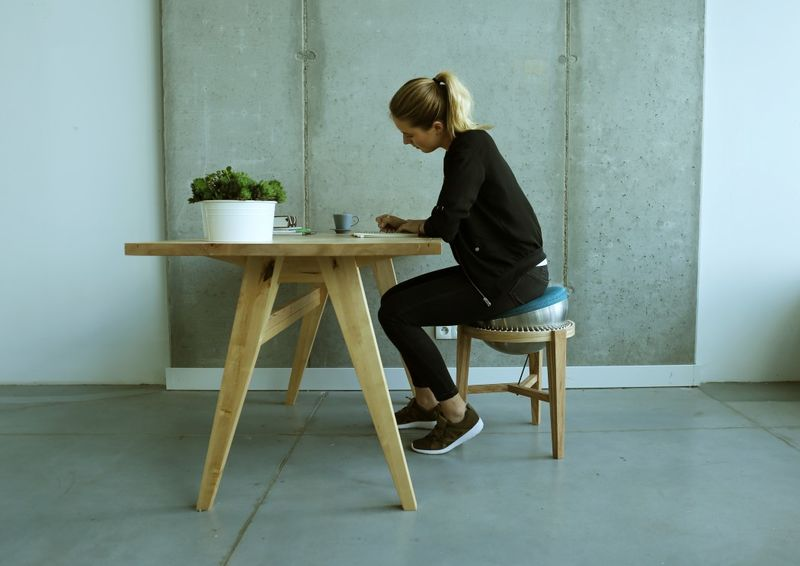 Rotating Active Sitting Stools