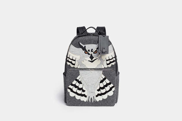 Predatory Graphic Knapsacks