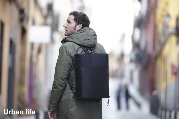 Multi-Purpose Transforming Bags