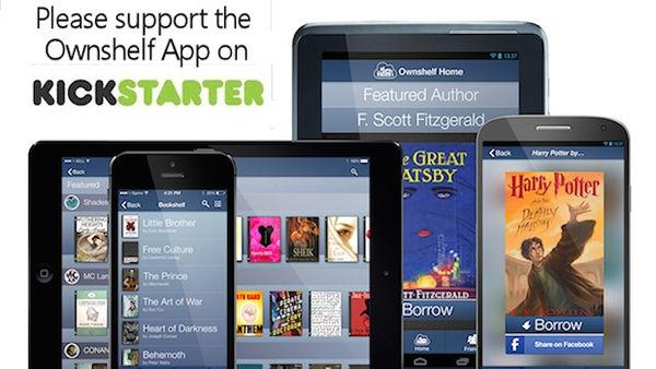 Social Literature Sharing Apps