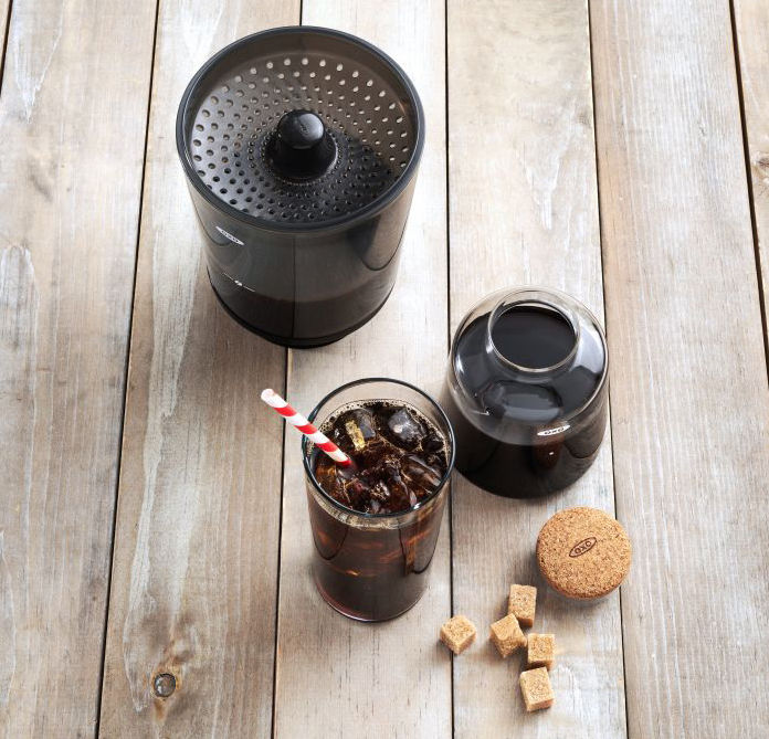 Space-Saving Cold Brew Makers