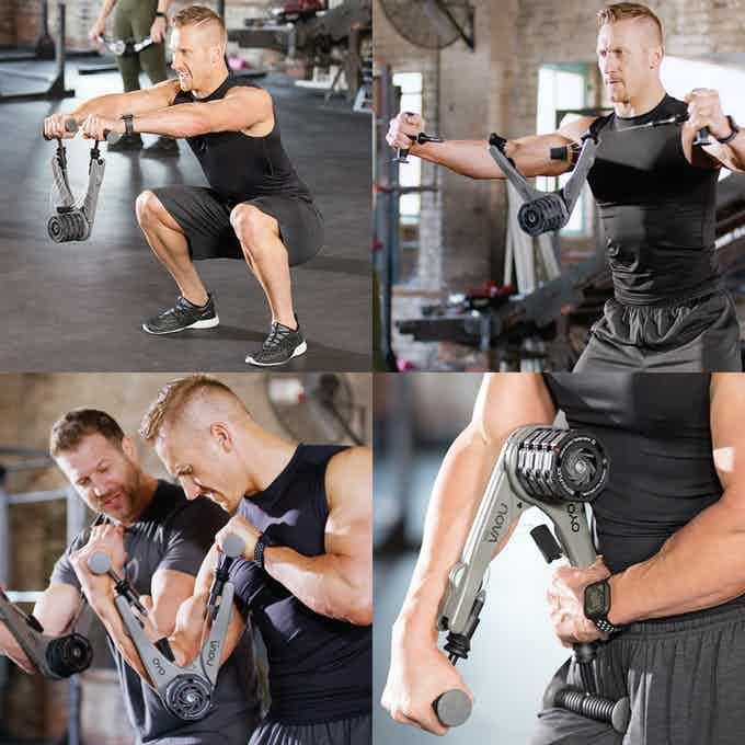 Multipurpose Workout Devices
