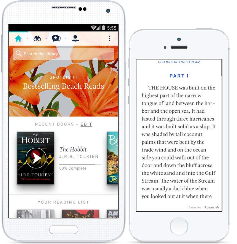 E-Book Subscription Services