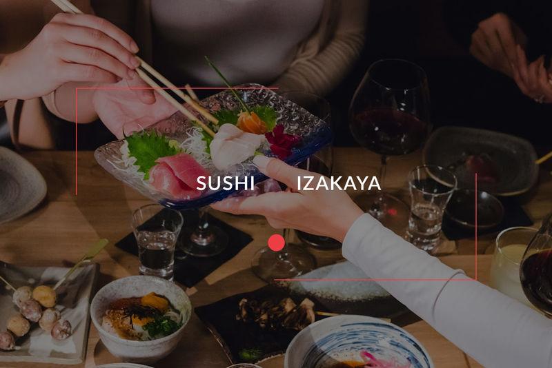 Contemporary Izakaya Lounges