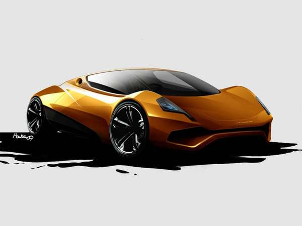 Ultra Lightweight Electric Supercars