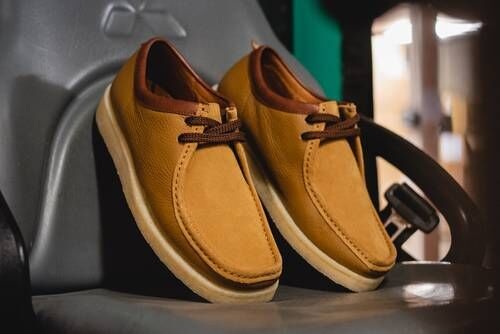 Limited Moccasin Style Shoes