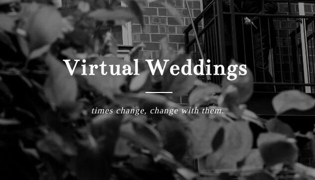 Virtual Wedding Planning Platforms