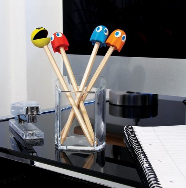 Retro Game Office Supplies