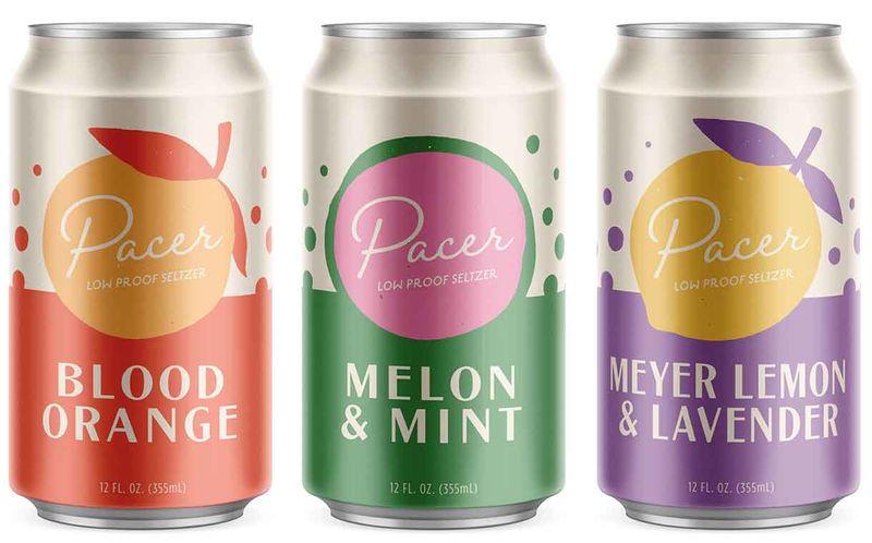Low-Calorie Seltzer Cocktails