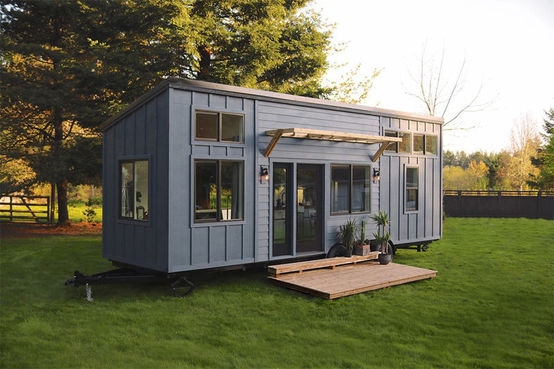 Thoughtfully Appointed Tiny Homes