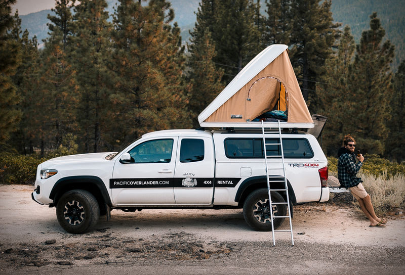 Expedition Vehicle Rental Services