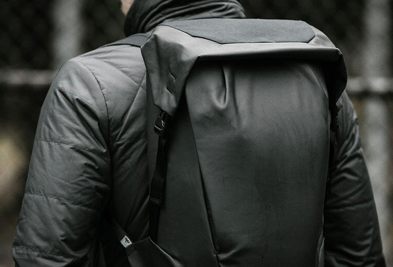 Locker-Inspired Gym Knapsacks