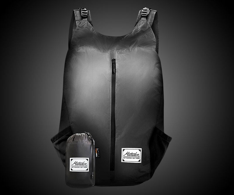 Compacting Backpack Designs