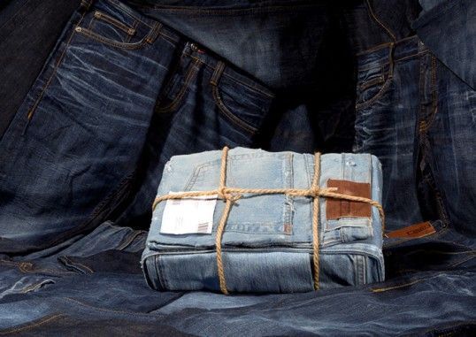 Denim Product Packaging