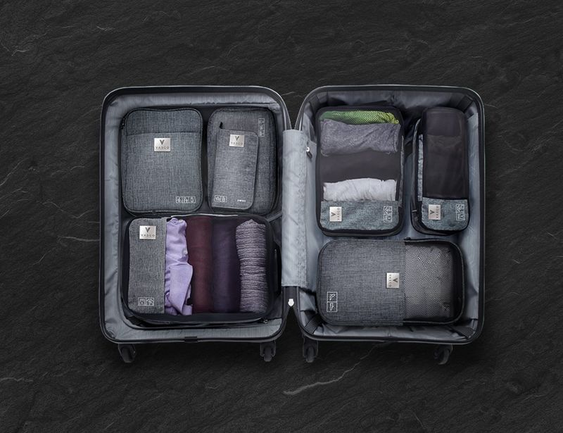 Individual Compartment Luggage Bags