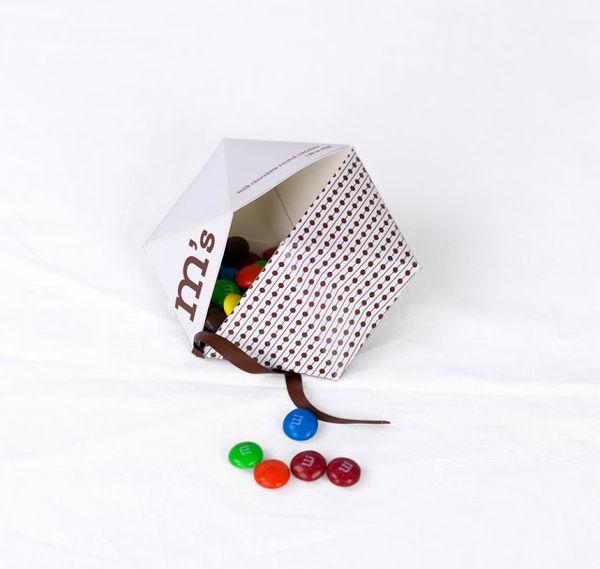 Minimalist Iconic Candy Rebranding