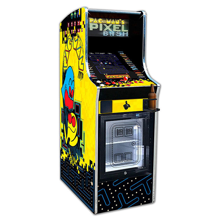 Fridge-Infused Arcade Games