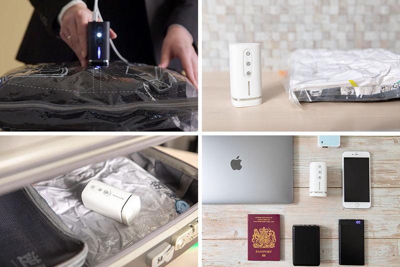 Multifunctional Mini Handheld Vacuums