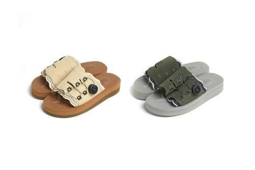 Self-Deodorizing Padded Sandals