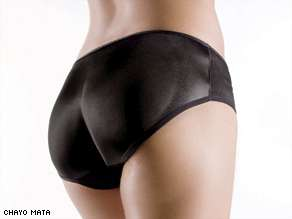a52192587b3b7 Padded Underwear Now For Women  Baby Bought Back