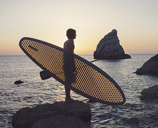 Recycled See Through Paddle Boards Paddle Boards